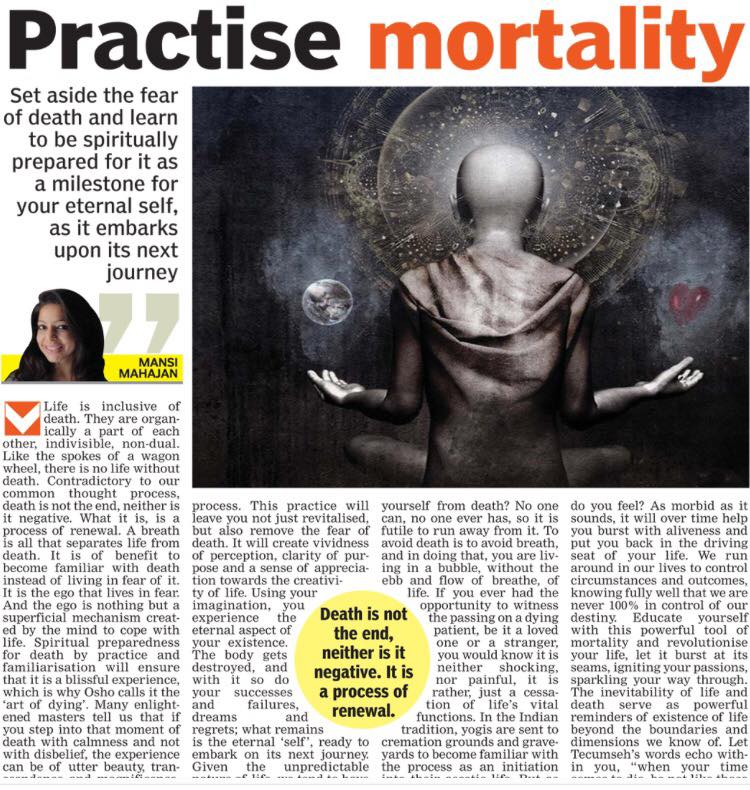 28 April 2016 – Asian Age Authored Article